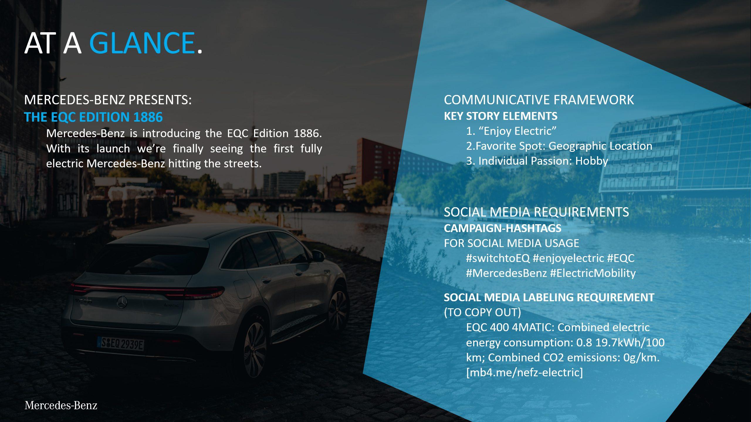 Mercedes PowerPoint Übersicht