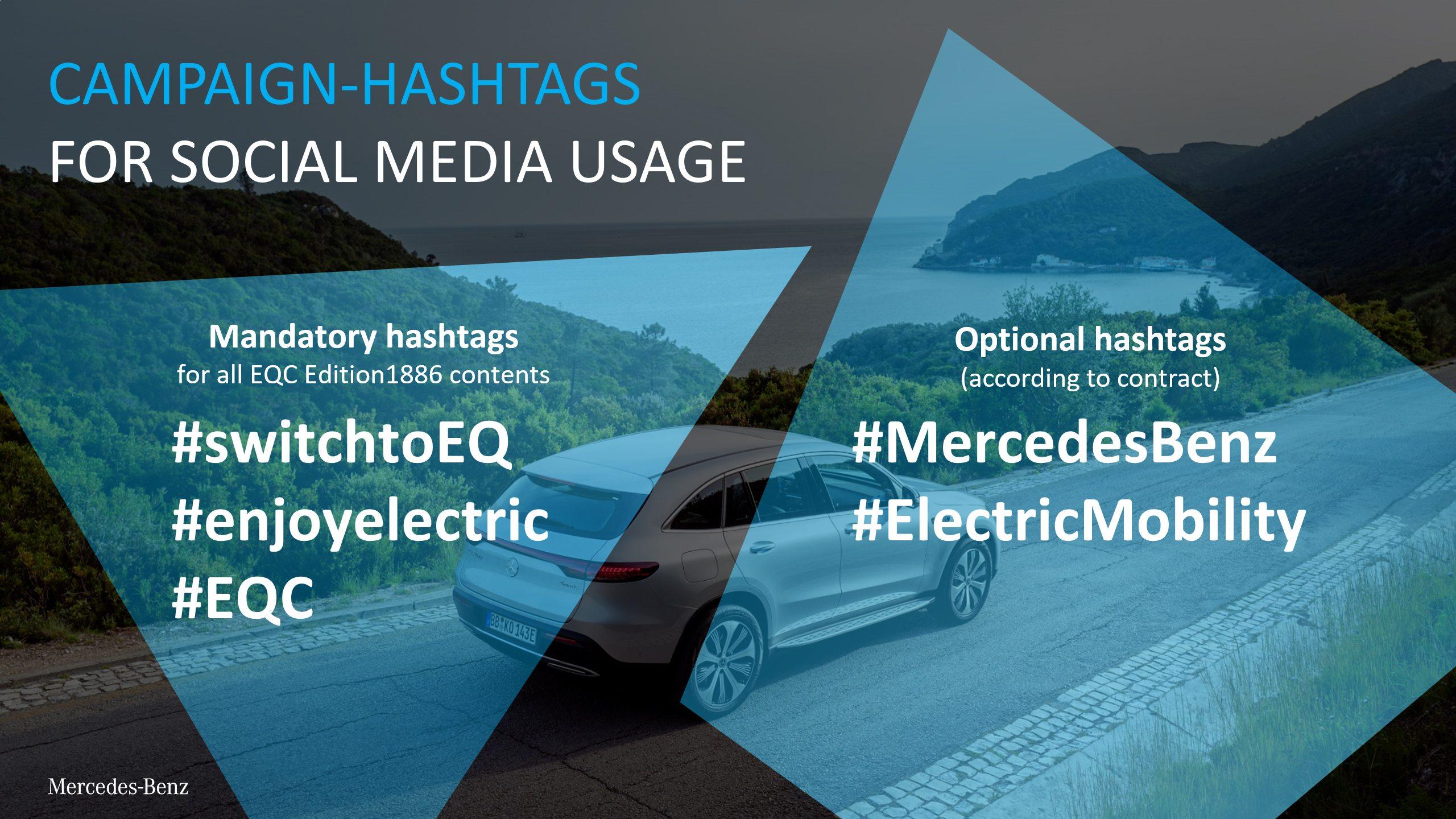 Mercedes PowerPoint Social Media