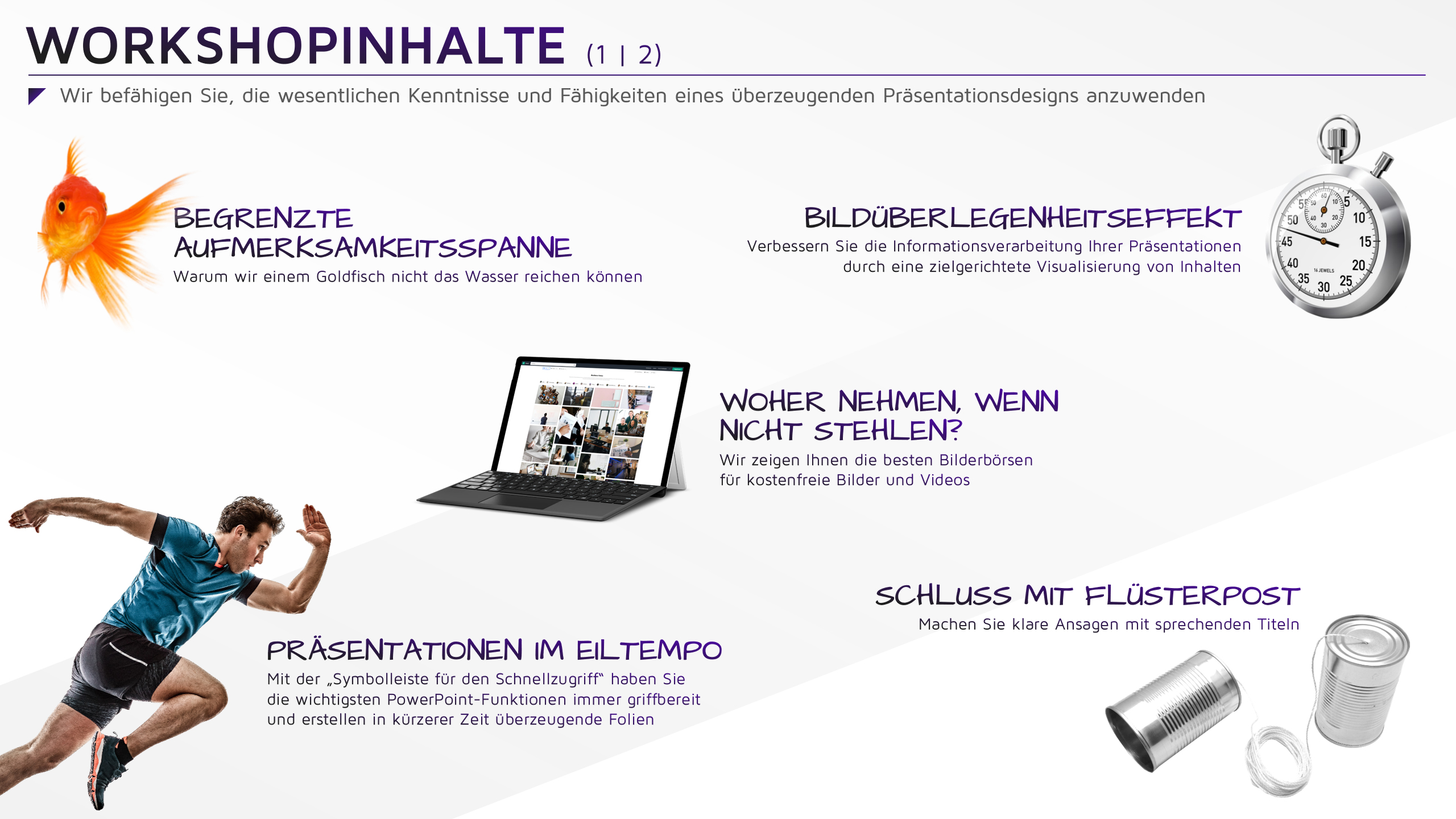 Onlineworkshop Präsentationsdesign@RELEASE 02