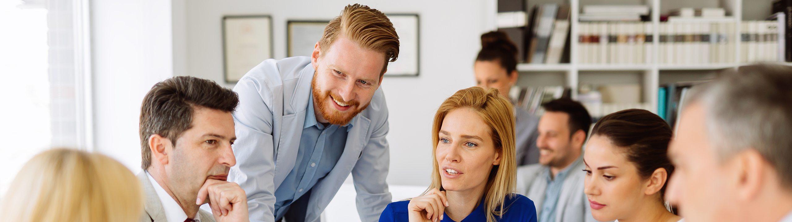 Qualifizierte Schulungen durch PowerPoint-Agentur