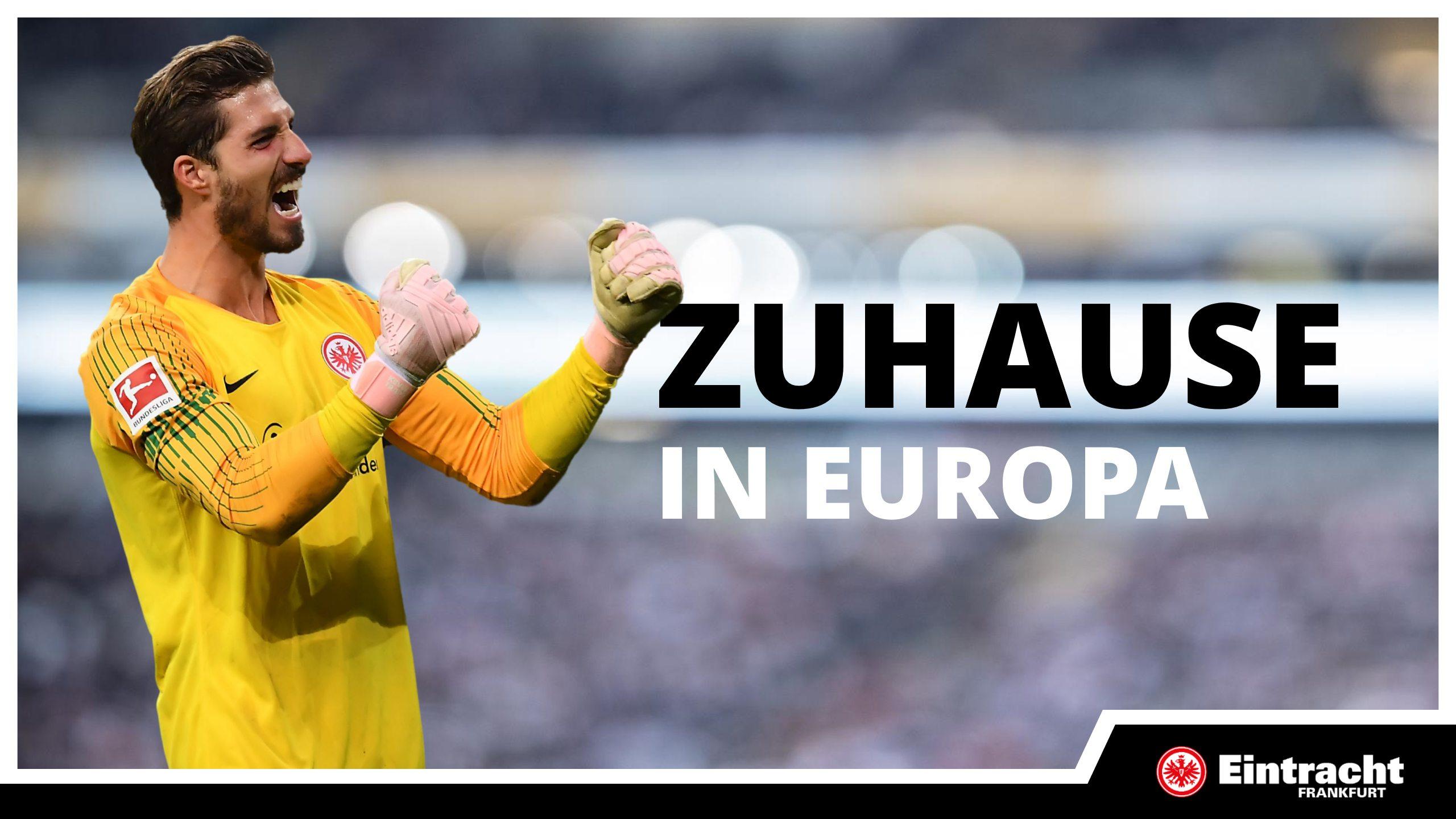 Eintracht Frankfurt PowerPoint Präsentation Titelfolie
