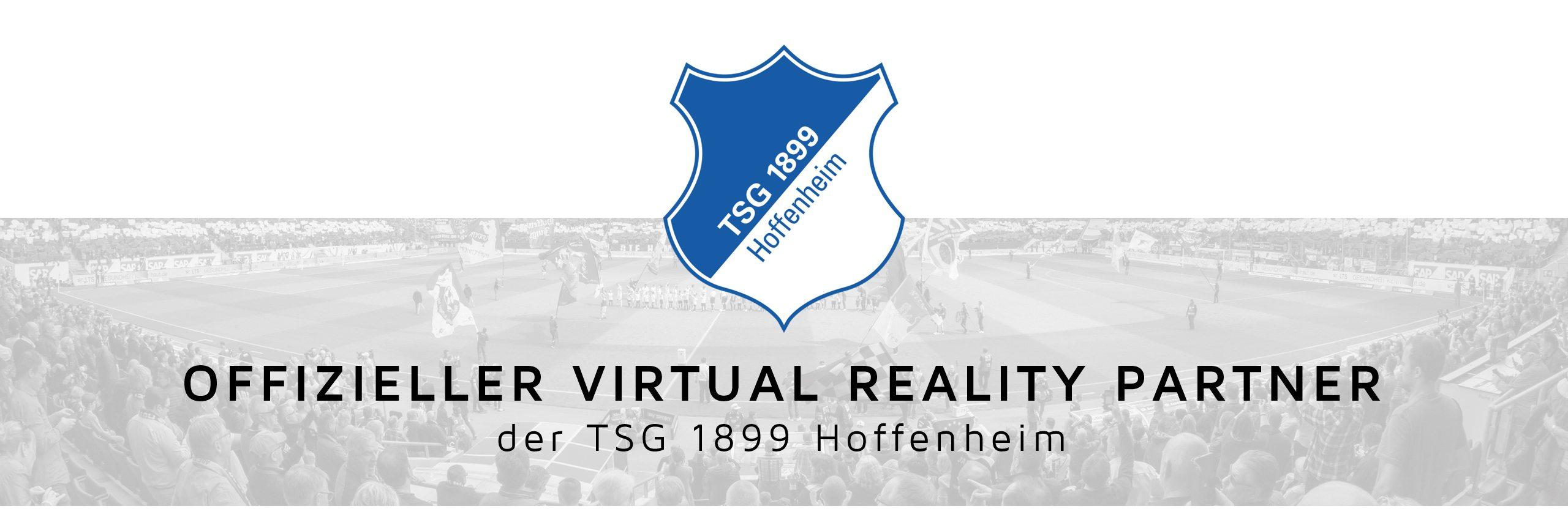RELEASE ist Virtual Reality Partner der TSG Hoffenheim